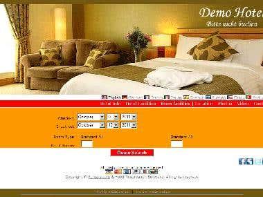 Online Hotel Reservation Software