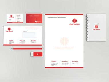 KMC Group - Corporate Identity