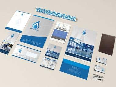 Graphic Design - Corporate Identity