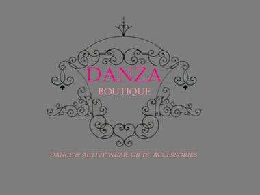 Logo of a Danza Boutique