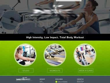 Wordpress Fitness