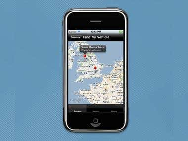 Parking Assist (iPhone)