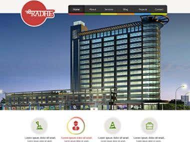 Website Design, Graphic Design