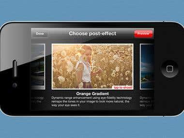 Video editing (iPhone)