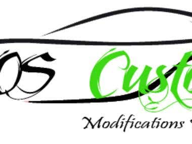 Logo for a Car Modification Firm