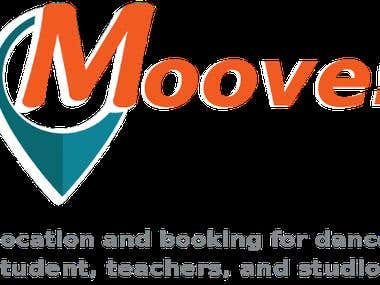 Moove Location and booking for dance, students and teachers