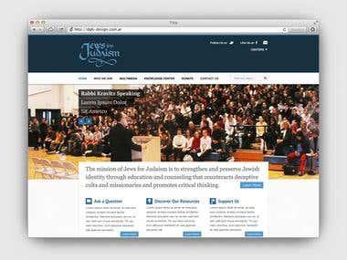 Website JFJ