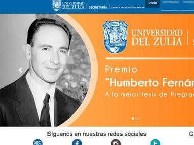 Premio Humberto Fernández Morán