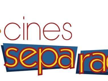 Cines Separados Logo