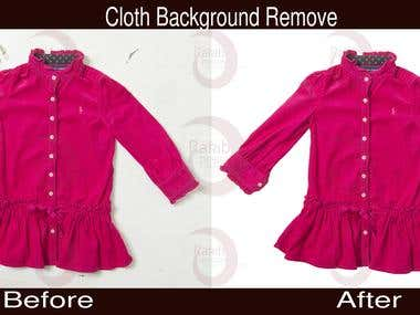 Background Remove Sample