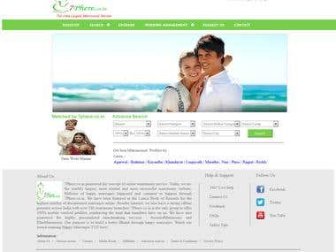 website designing