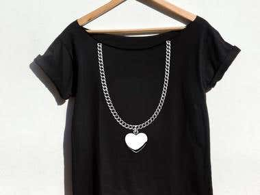 T-shirts lady