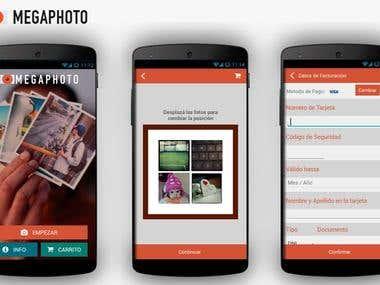 App de para revelado de photos digitales
