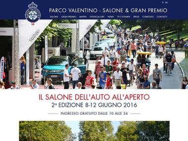 Parco Valentino - Salone & Gran Premio