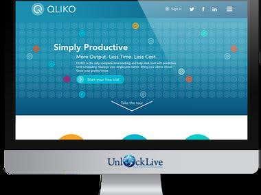 Joomla : Qliko-Simply-Productive
