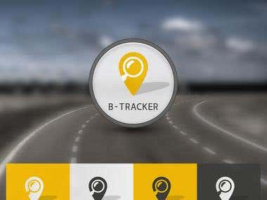 B-Tracker Logo Icon