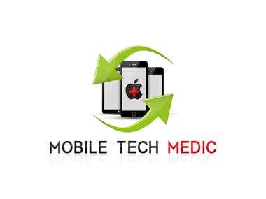 Mobile Tech Medic Logo/Icon