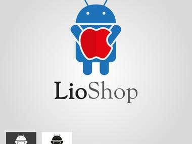 LioShop Logo Icon