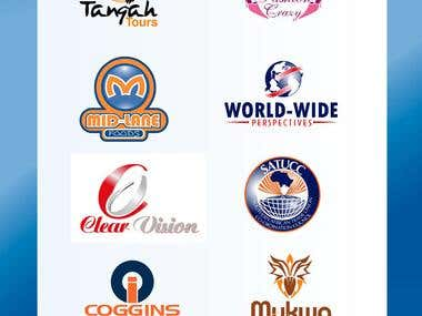 Our Logo Designs - Page 1