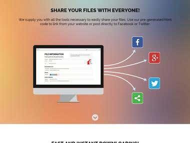Swift File - A File Sharing/Managing Tool