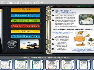 Manual Aeronautico Flash Website