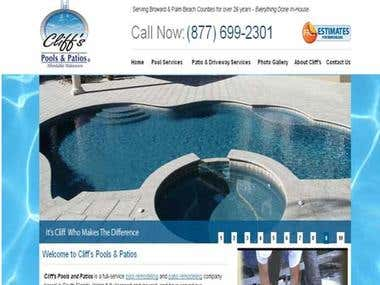 Florida Swimming Pool Remodeling, Patio Remodeling, Driveway