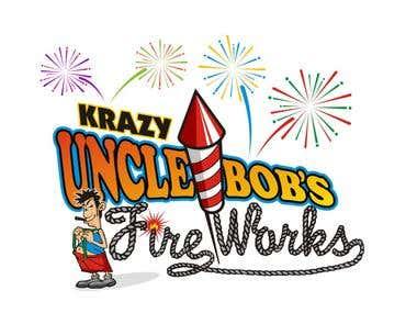 Crazy UncleBob\'s Fireworks