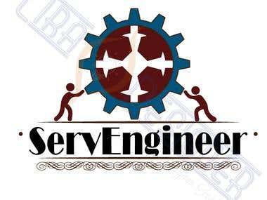 Logotipo ServEngineer