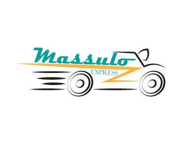 Logotipo Massulo Express