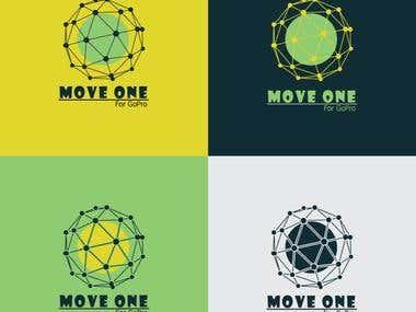 Logotipo Move One