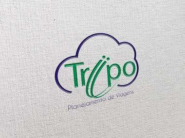 Logotipo Triipo Viagens