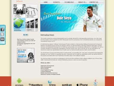 Website Development.