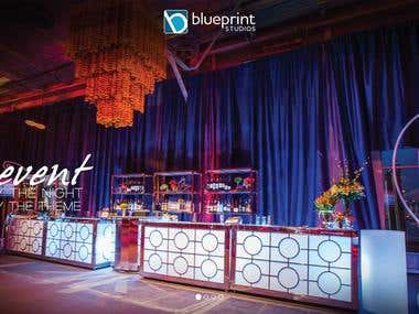 Event Rental Website