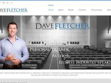 Dave Fletcher Website
