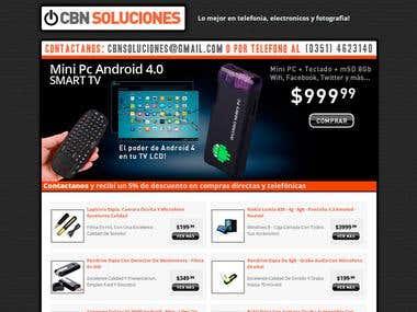 CBN SOL