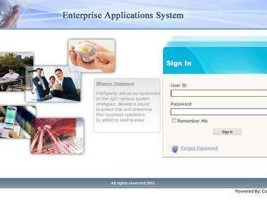Enterprise Application System - Shahtaj Sugar Mills Ltd.