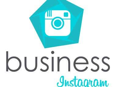 логотип Business Instagram
