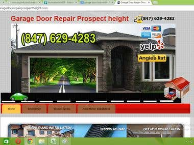Garage Door Repair Prospect height