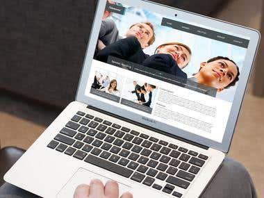 User interface design, Website design