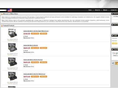 SunShop ecommerce