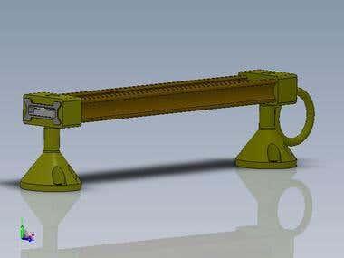 handle 3D
