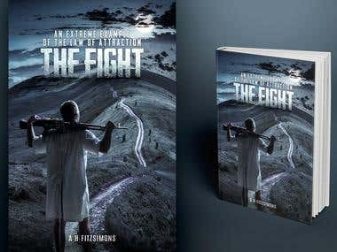 Cover for The Fight book by Anton Fitzsimons