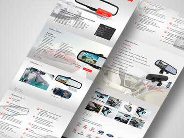 Video register
