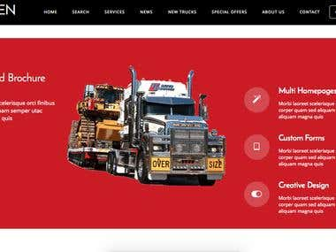 Vehicle  Website