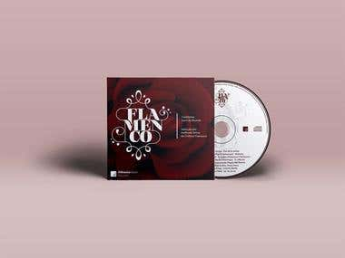Flamenco :: CD Design