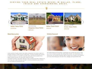 Wordpress IDX Brooker Property Site