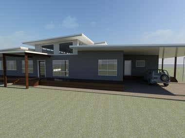 House Design for Darwin, Australia