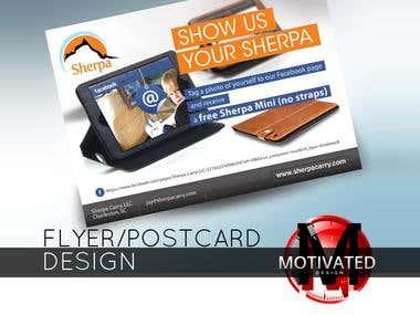 Flyer / Postcard Design