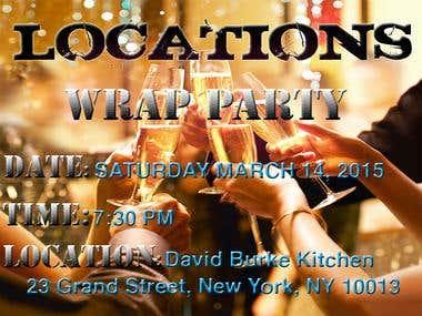Flyer Invite