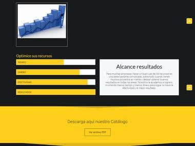 itsupplydominicana.com Fully Responsive Website